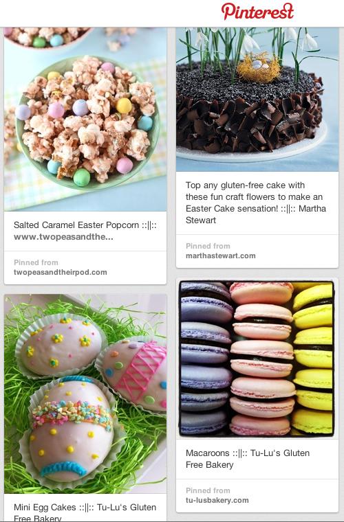 Gluten Free Pinterest